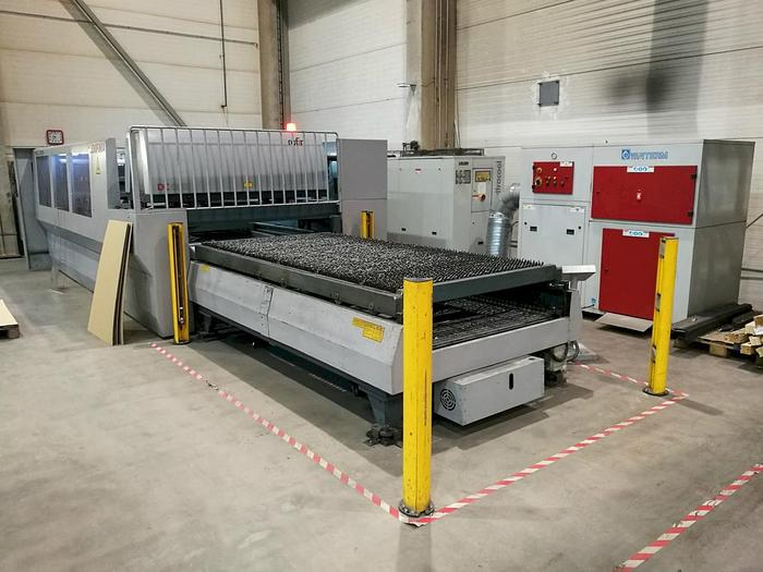 Used Durma HDL 3015 5.5KW Flat Bed Laser