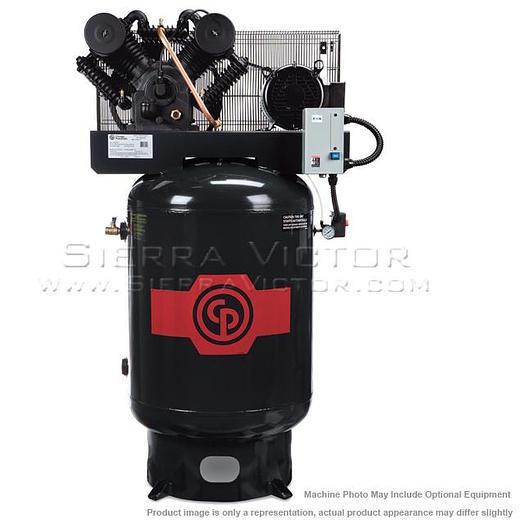 CHICAGO PNEUMATIC 10 HP Premium Piston Air Compressor RCP-C10123V