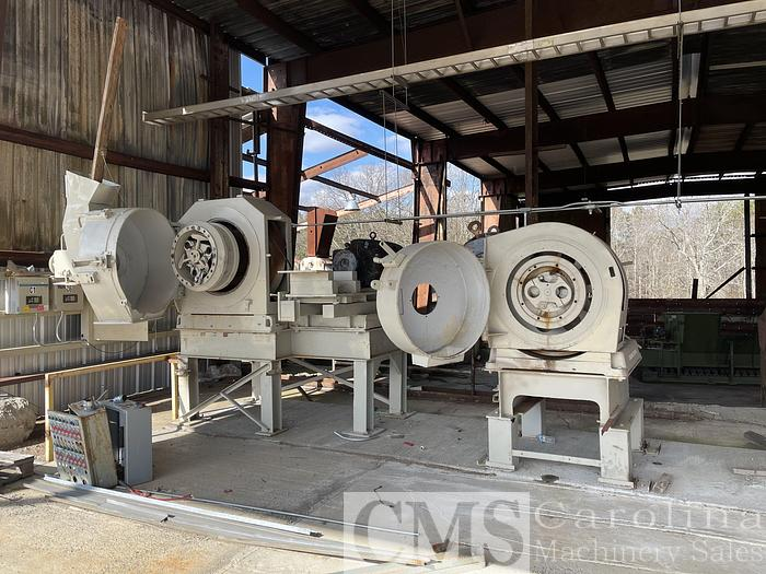 Used Sprout Waldron 125 HP Pellet Mill