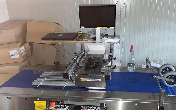 2018 Rollenco DigiFlex - digital printer for bags, envelopes, cardboard