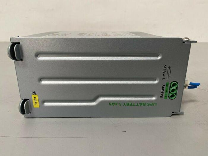Used Phoenix Contact UPS-BAT/VRLS/24DC/3.4AH Battery Pack