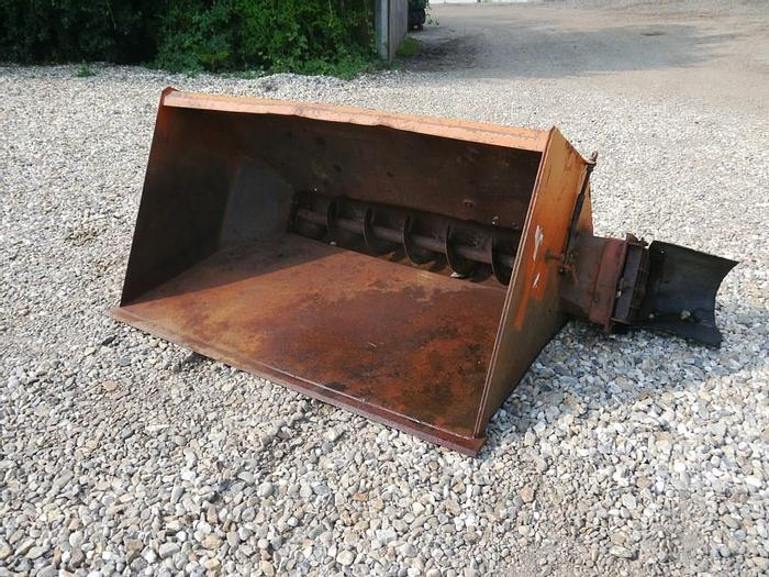 Used Ritchie Root Chopper Bucket