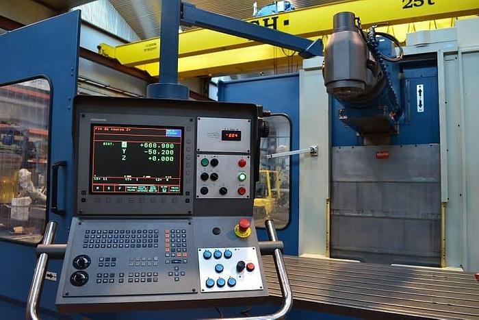Refurbished Refurbished 1997 Correa A25/30 Bed Type Milling Machine