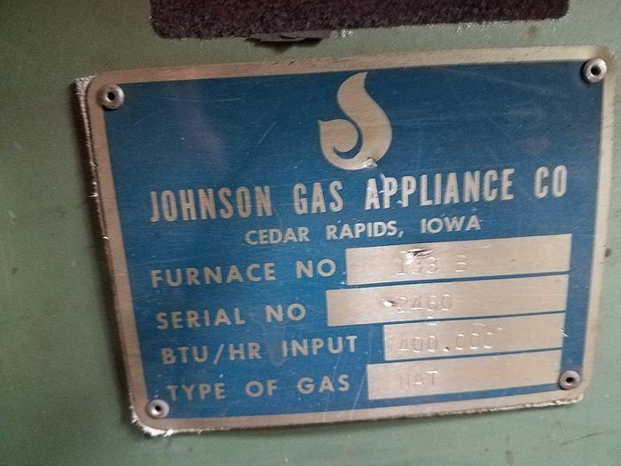 Johnson Industrial Furnace Forging Furnace