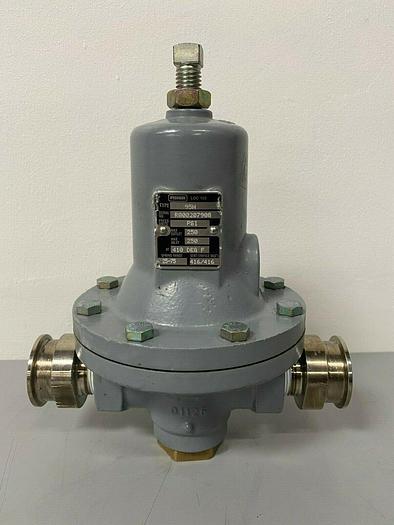 Used Fisher Type 95H Pressure Reducing Regulator 250 PSI