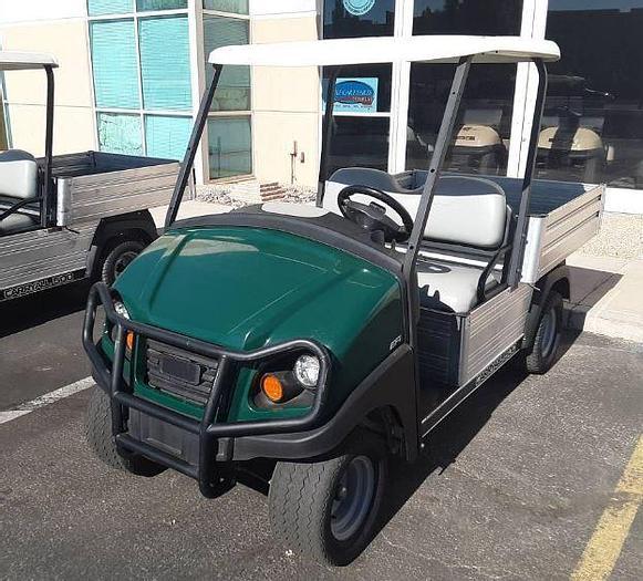 Used 2015 Club Car Carryall 500 - 2 Available