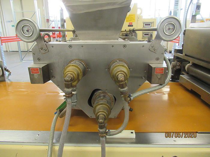 Extruder / Roller Press