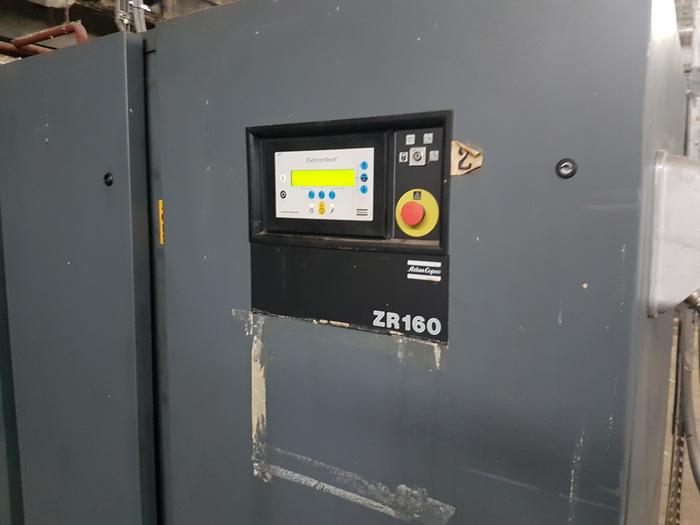 Compressors  ATLAS COPCO