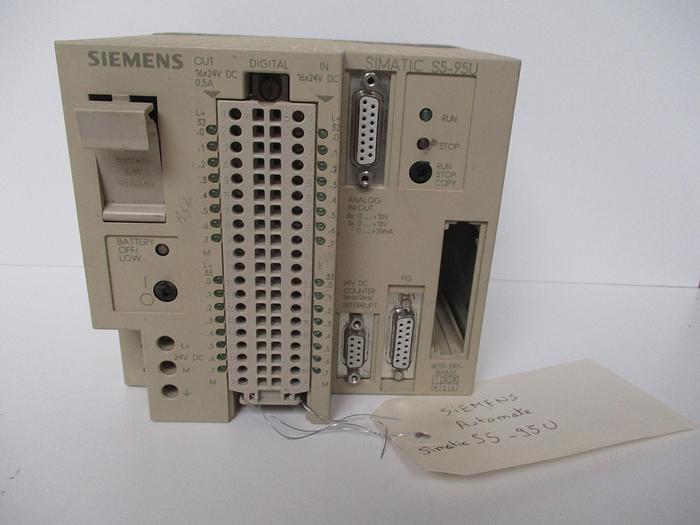 Used Siemens SIMATIC S5-