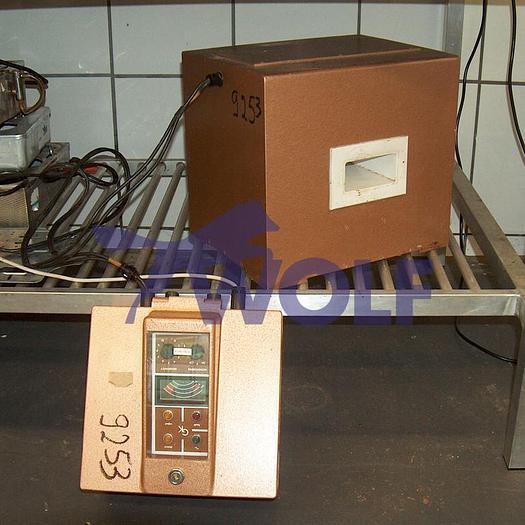 Gebraucht Labor-Metalldetektor GORING KERRSpulendurchgang: ca. 100 x 50 mm.