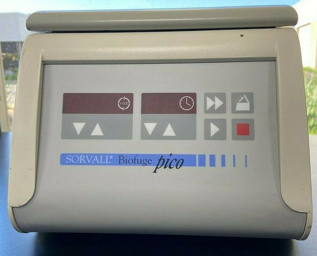Used Sorvall Pico Kendro Biofuge, With Rotor
