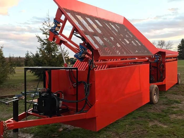 Used Economical Shaker Deck & Grizzly   Call for Quote