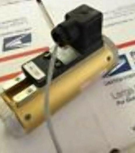 Used KOBOLD LPM DR-1272 FLOW METER Type 41R57 Warranty Fast Shipping