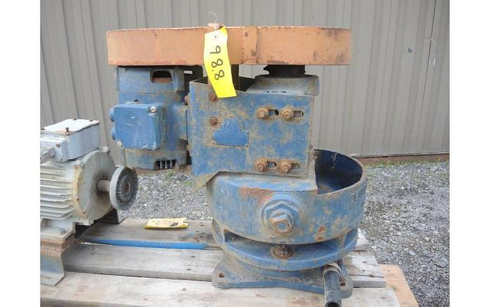 """USED PAIL PUMP, 1"""" OUTLET, CARBON STEEL"""