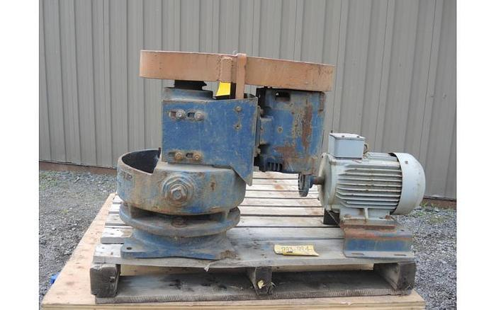 "Used USED PAIL PUMP, 1"" OUTLET, CARBON STEEL"