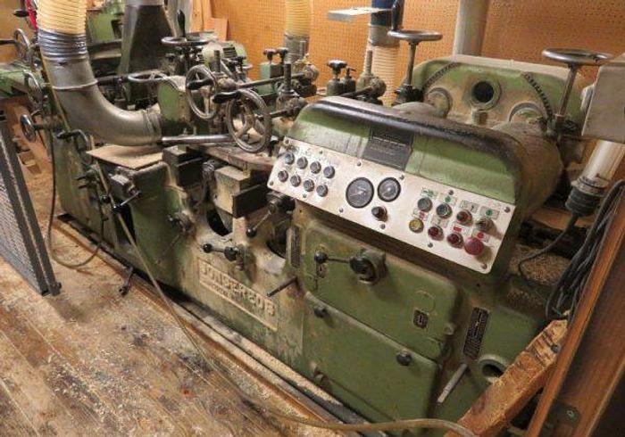 Used Plans Jonsered H45 KN