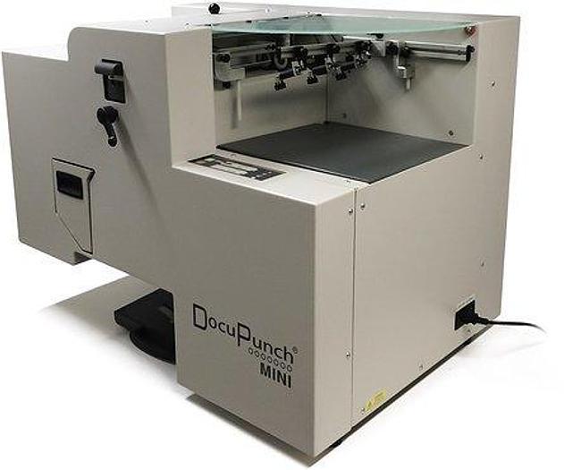 JBI DocuPunch MINI Automatic Punch