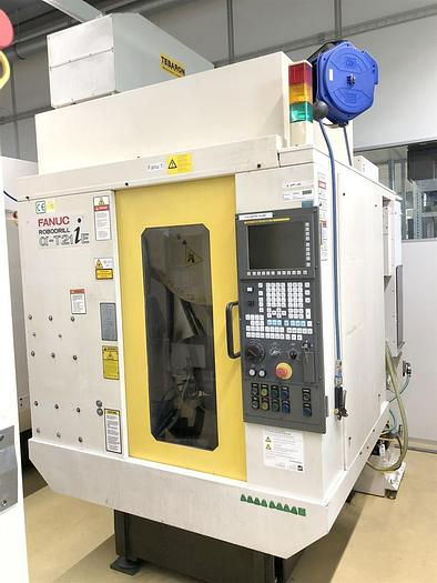 Used 2005 Fanuc Robodrill Alpha T-21iE
