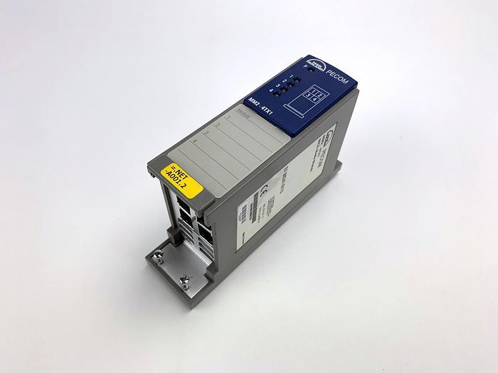 Used MANROLAND MM2-4TX1 MICE Media Module
