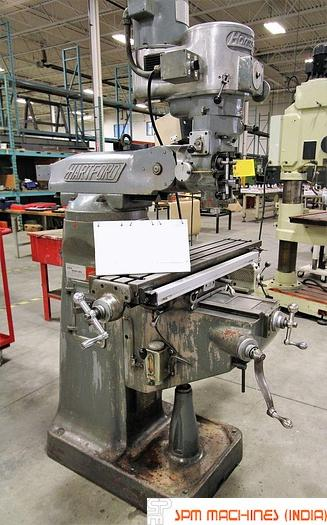 Used Hartford Turret Milling 2V- 1981