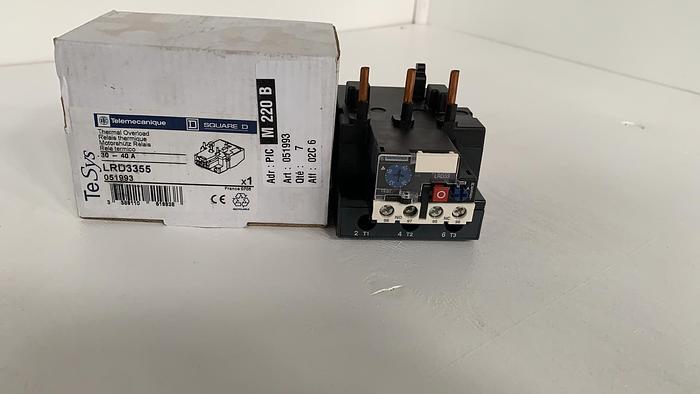 Telemecanique LRD3355