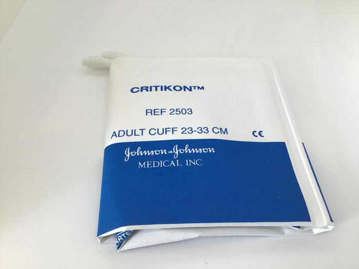 Critikon blood pressure cuff 23-33cm Adult
