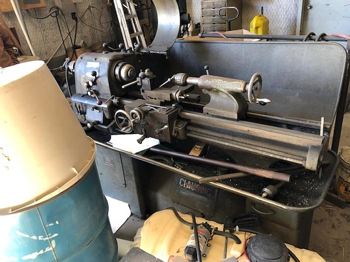 Clausing Colchester 1336 Engine Lathe 1336