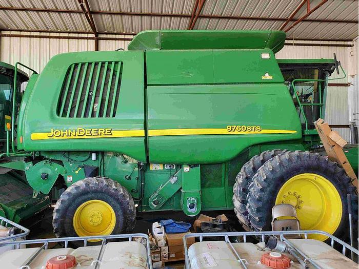 Used John Deere 9750STS Combine