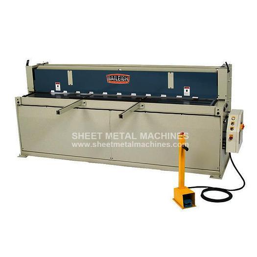 BAILEIGH SH-10010 Hydraulic Metal Shear