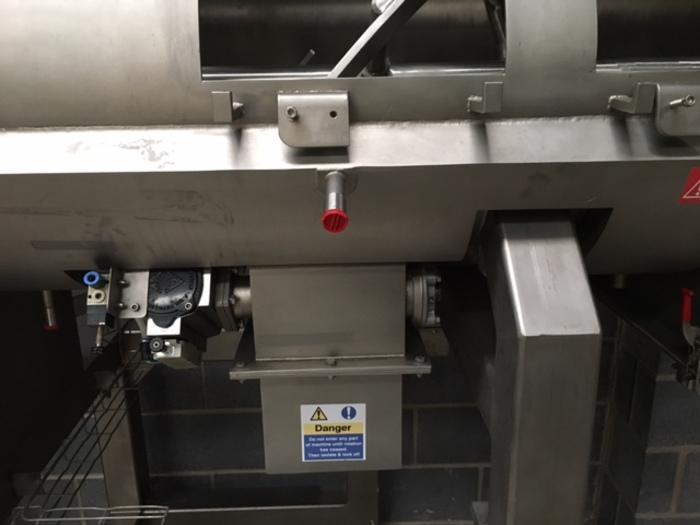WINKWORTH RT80C High Speed High Shear Mixer