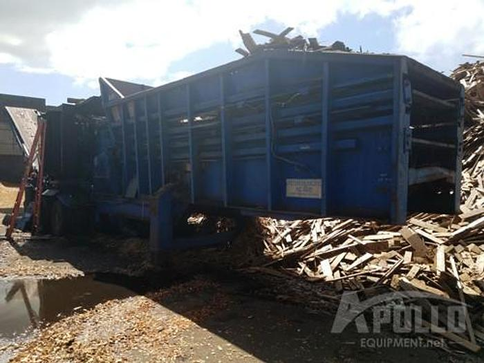 Used 1996 Peterson Pacific 4400B Horizontal Grinder