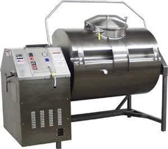 Used Daniels Food Equipment, Vacuum Tumbler, 1000# capacity Md# DVTS-1000 NEW