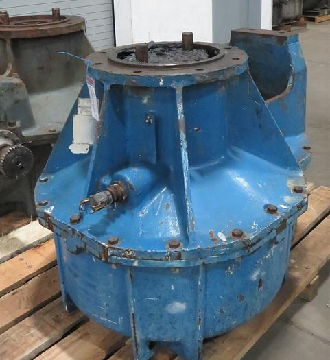 1990 SIMPSON 9 SM 2 1/2 FA GEAR BOX