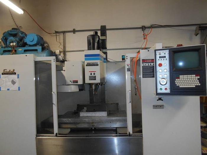Used Fadal VMC 4020 CNC Mill, 88HS Controller