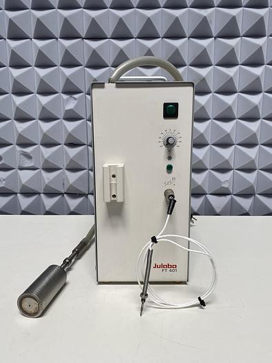 "Used Julabo  FT401 Immersion Cooler w/ 48"" Probe -40°C to +30°C 120V"