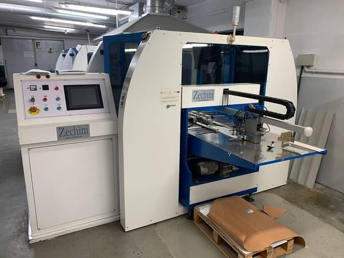 Used Zechini ROBY 1800 XL Casemaker / MAGNETON SCPK / Simph [2015]