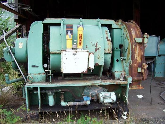 """Used 42"""" (1067MM) SPROUT WALDRON 42 - 1B, 2000 HP REFINER"""