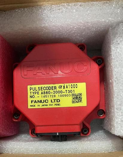 Fanuc A860-2000-T301 Pulse Coder
