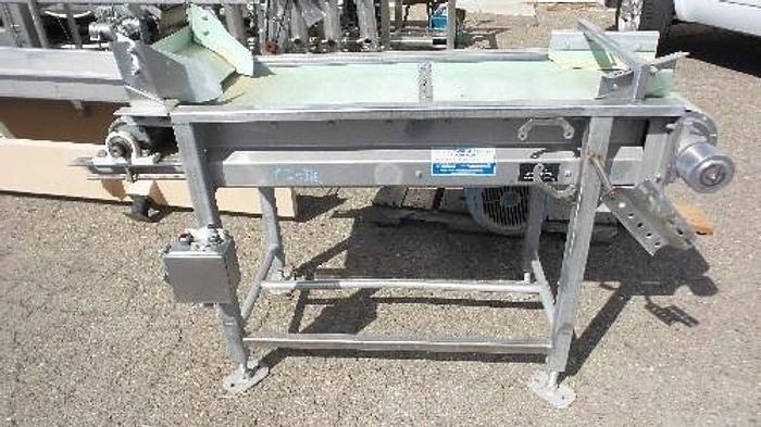 Sorting Conveyor 18'' Wide x 60'' Long #2336