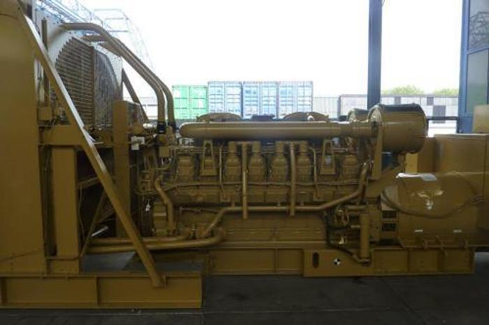 2.00 MW 2000 Caterpillar 3516B-DITA Diesel Generator