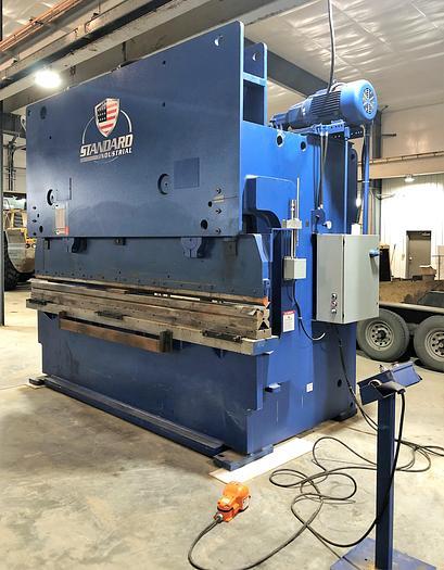 Used Standard Industrial HydroMechanical Press Brake AB325-12
