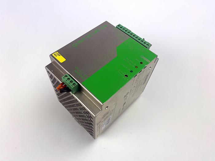 Used PHEONIX CONTACT QUINT DC-UPS 10A Uninterruptible Power Supply