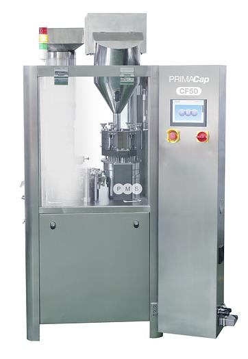 PRIMACap CF50 – Output up to 50,000 capsules/hr