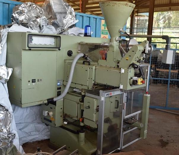 IMA C23 TEABAG MACHINE