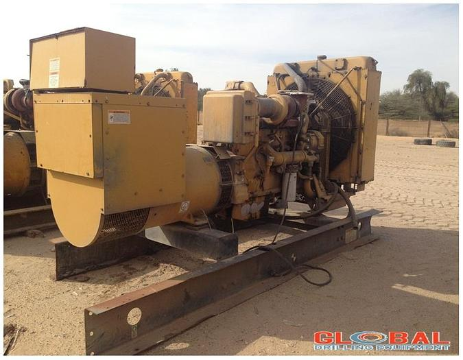 Used Item 0664 : 2000 Caterpillar 3406 Generator Set w/ Engine