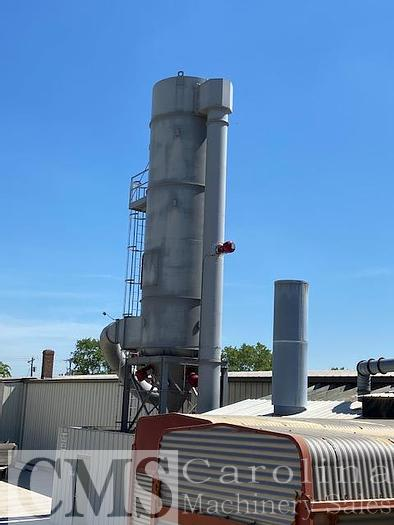 Used MAC 20,000 CFM Dust Collector