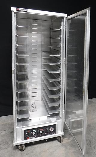 Used USED CRESCOR NON-INSULATED PROOF/HOT TRANSPORT CABINET MODEL 1290-005