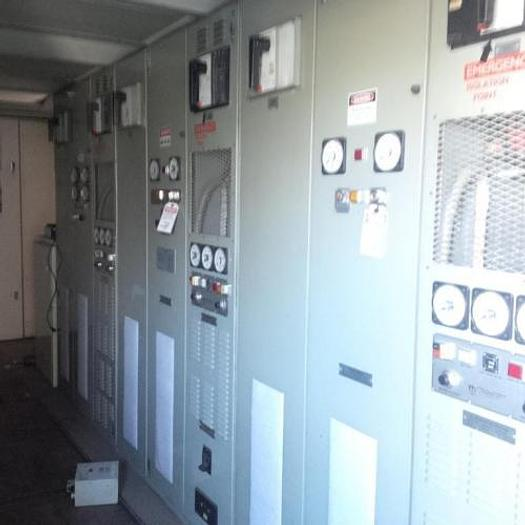 1.07 MW 2007 Used Caterpillar 3512 Diesel Generator