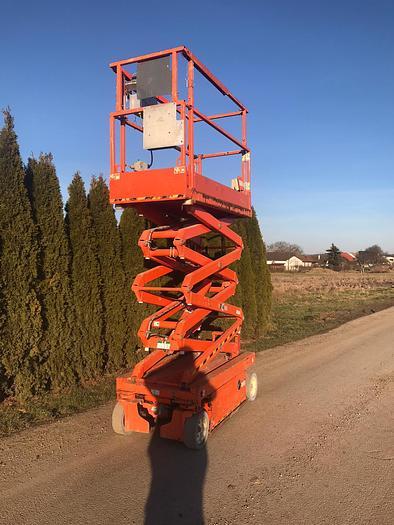 Gebraucht 2014 Skyjack SJ III 3219 Elektro Scheren Arbeitsbühne