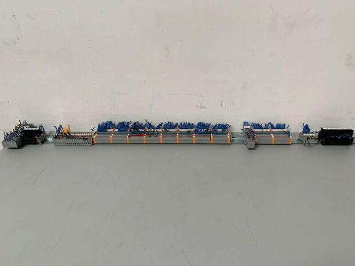 Used Lot of 283 Phoenix Contact Typ PTIO-IN 2, 5/3 + More Terminal Block
